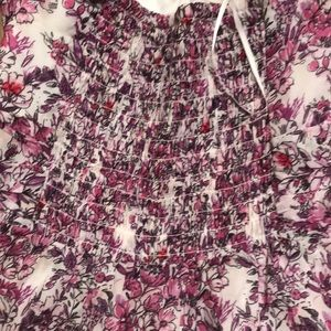 Express Dresses - Express floral sweetheart dress